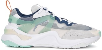 Puma Rise Panelled Mesh Sneakers