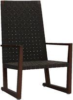 Janus et Cie Serena Lounge Armchair, Graphite