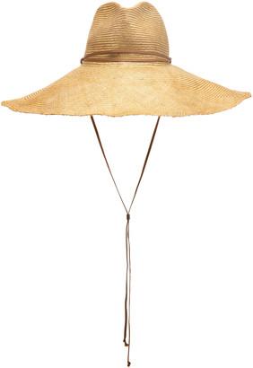 CLYDE Poppy Oversized Straw Hat