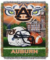 "Northwest Auburn Tigers Acrylic Tapestry Decorative Throw 48"" x 60"""
