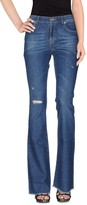Jucca Denim pants - Item 42547873