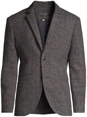 John Varvatos Slim-Fit Cutaway Jacket
