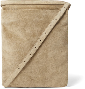 Nonnative Officer Suede Pouch