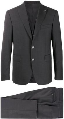 Tagliatore Slim-Fit Three-Piece Suit