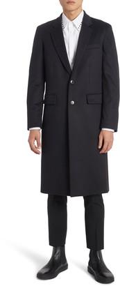 Valentino Wool Topcoat