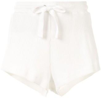 The Upside Ezi plain shorts