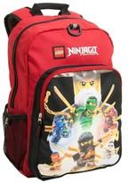 Lego ; NINJAGO®; Wu Cru Eco Heritage Classic Kids' Backpack