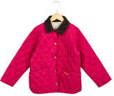 Barbour Girls' Lightweight Quilted Jacket