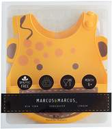 Marcus & Marcus LOLA THE GIRAFFE Adjustable Silicone Baby Bib