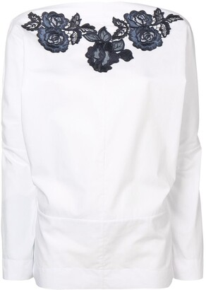 Antonio Marras Embroidered Blouse