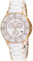 Roberto Bianci Womens Two Tone Bracelet Watch-Rb58731