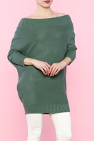 Tcec Sage Ribbed Sweater