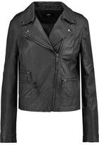 Line Forester Leather Biker Jacket