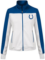 G-iii Sports Women's Indianapolis Colts Play Maker Rhinestone Track Jacket