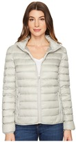 Tumi Clairmont Packable Travel Puffer Jacket Women's Coat