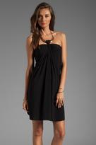 T-Bags LosAngeles Necklace Mini Dress