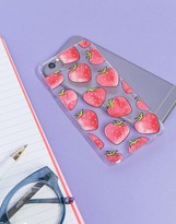 Skinnydip Strawberry iPhone 6/6S/7 Case