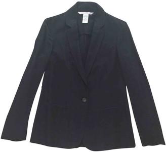 Diane von Furstenberg Black Synthetic Jackets