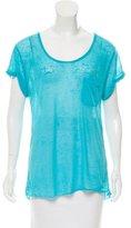 Rag & Bone Mélange Knit T-Shirt
