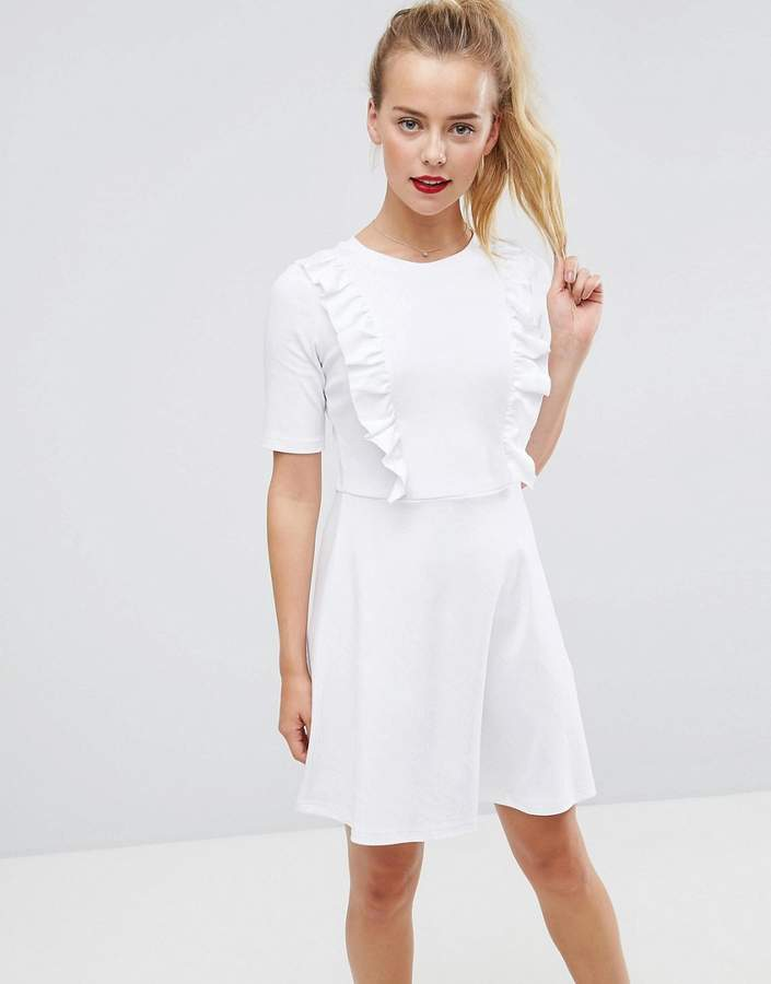 a0834556a23 Asos White Evening Dresses on Sale - ShopStyle
