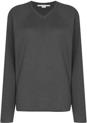 Stella McCartney V-neck wool jumper