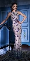 Tarik Ediz Maricca Evening Dress