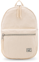 Herschel Surplus Lawson Backpack in Cream.