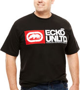 Ecko Unlimited Unltd. Justified Short-Sleeve Tee - Big & Tall