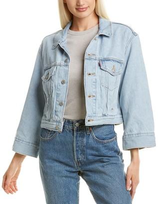 Levi's Loose Sleeve Trucker Jacket