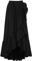 Jill Stuart Sasha Ruffle Trim Skirt