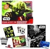 Star Wars Yoda Sticker Activity Fun Playset