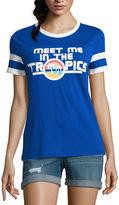 Arizona Meet Me in the Tropics Graphic T-Shirt- Juniors