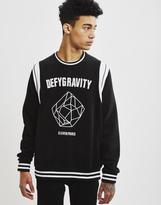 Eleven Paris Defy Gravity Sweatshirt Black