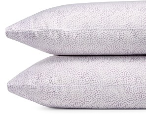 Sky Ikat Floral King Pillowcase, Pair - 100% Exclusive