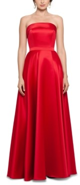 Xscape Evenings Strapless Ball Gown
