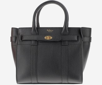 Mulberry Black And Grey hand