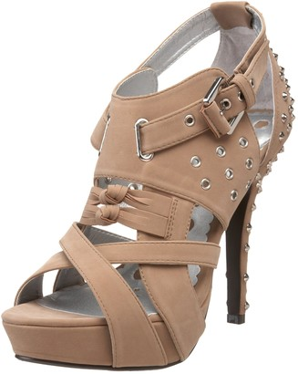 Not Rated Women's Tough Cookie Platform Sandal