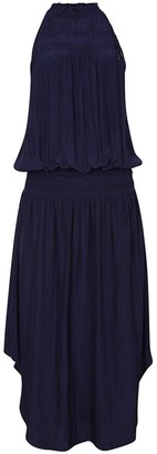 Ramy Brook Carlie Navy Dress - S