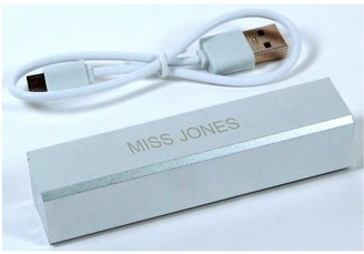 Personalised Phone charger powerbank