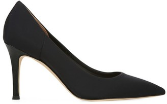 Via Spiga Cloe Satin Point Toe Pumps