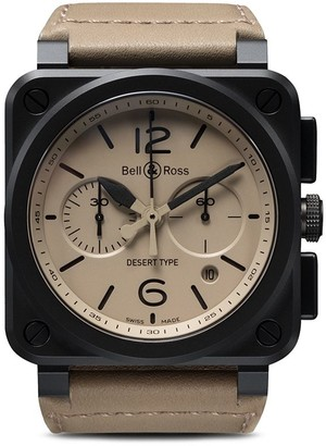 Bell & Ross BR 03-94 Desert Type Ceramic 42mm