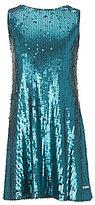 Marciano Big Girls 7-16 Sequin-Embellished A-Line Dress
