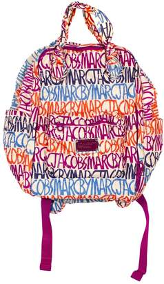 Marc by Marc Jacobs Multicolour Cotton Backpacks