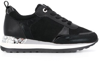 Carvela Jemm paneled sneakers