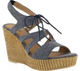 Azura Women's Kaba Ghillie Wedge Sandal