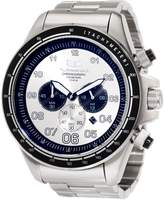 Vestal Men's ZR3015 ZR-3 Brushed Chronograph Watch