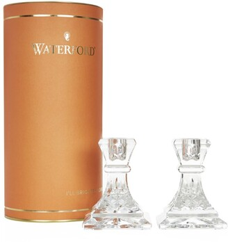 Waterford Lismore Candlestick (Set Of 2)