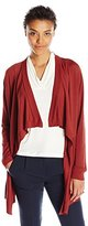 Anne Klein Women's Draped Cardigan