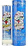 Ed Hardy LOVE & LUCK by Christian Audigier EDT SPRAY 1.7 OZ (Package Of 3)