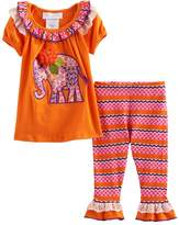 Bonnie Jean Toddler Girl Elephant Tunic & Leggings Set